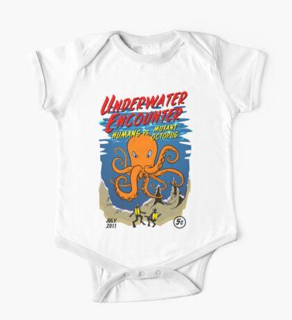 Mutant Octopus One Piece - Short Sleeve