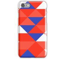 Manor F1 Team Geometric Print iPhone Case/Skin