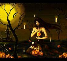 Halloween!!! by ShiroiAria