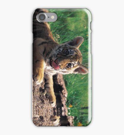 Lil' Tiger iPhone Case/Skin