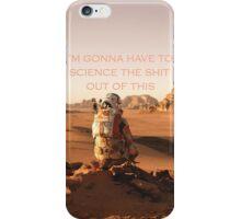 The Martian phone case iPhone Case/Skin