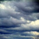 Clouds at Dusk by ckredman031762