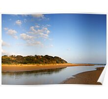 Anglesea River Poster