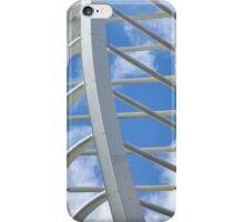 The Spinnaker Tower, Portsmouth, UK (square photo) iPhone Case/Skin