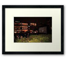 Streets of San Francisco II Framed Print