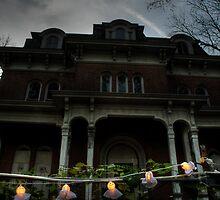 The McPike Mansion by Mark Polege