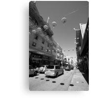 Streets of San Francisco III Canvas Print