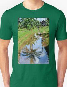 river landscape Unisex T-Shirt