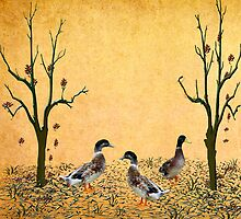 Three Ducks! by Margaret Stevens