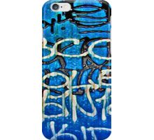 Graffiti #5a iPhone Case/Skin