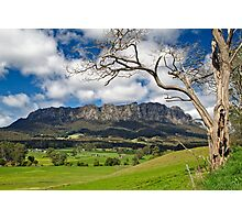Rural Mount Roland Photographic Print