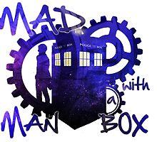 Dr Who - Mad Man with a Box by Sforzanda