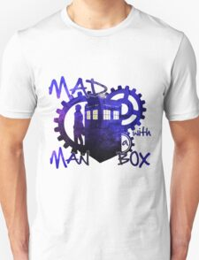 Dr Who - Mad Man with a Box Unisex T-Shirt