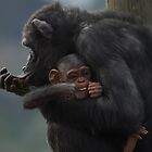 Look Mum I'm Flossing by Linda Cutche