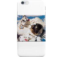 Astronaut in Space iPhone Case/Skin