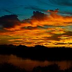 Sun Kissed Sky by Saija  Lehtonen
