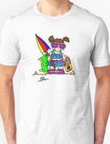 Little Beach Girl T-Shirt