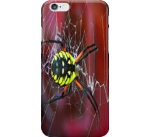 Banana Spider iPhone Case/Skin