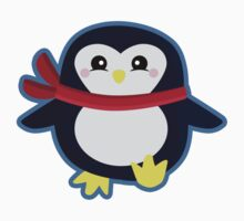 Kawaii Penguin Kids Clothes