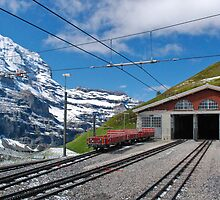 Switzerland Siding by kieranmurphy