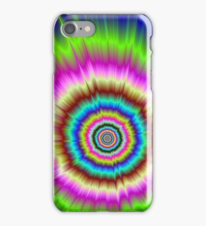 Explosion of colour iPhone Case/Skin