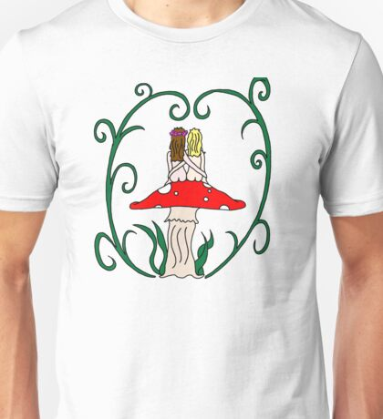 Faerie Love Unisex T-Shirt