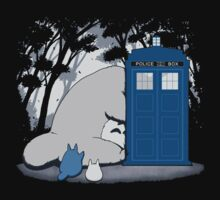 Totoro Dr Who Kids Clothes