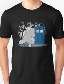 Totoro Dr Who T-Shirt