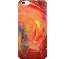 iPhone Case Fire Feathers iPhone Case/Skin