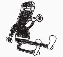 Ninja by Lochie Laffin Vines