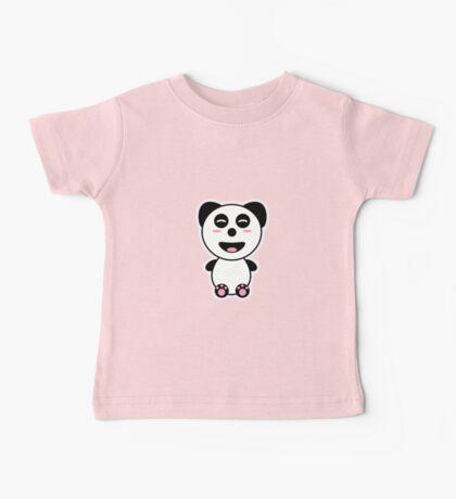 Kawaii Panda Baby Tee