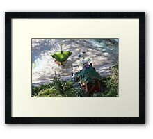 Pixie Hollow Framed Print