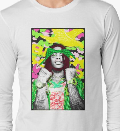 Yung Flocka Long Sleeve T-Shirt