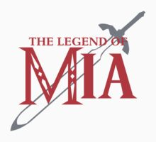 The Legend of Mia Kids Clothes