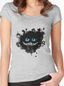 Wonderland Women's Fitted Scoop T-Shirt