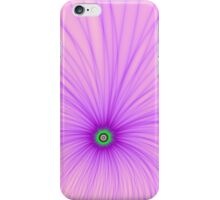 Colour Explosion on Pink iPhone Case/Skin