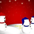 Unique Christmas Message by Sherrianne Talon