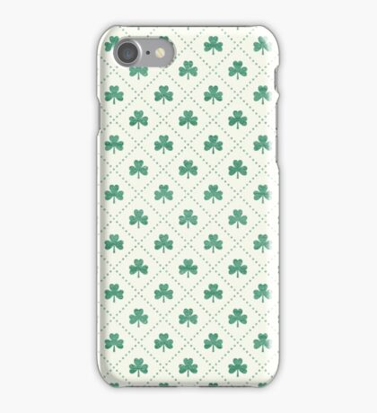 Shamrock On! iPhone Case/Skin
