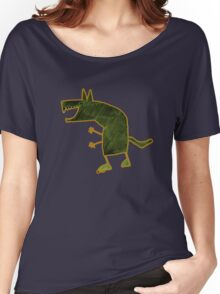 Wolf Dragon Women's Relaxed Fit T-Shirt