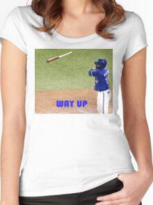 Jose Bautista Women's Fitted Scoop T-Shirt