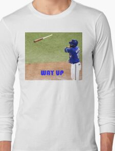 Jose Bautista Long Sleeve T-Shirt