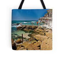 Bronte beach ocean pool Tote Bag