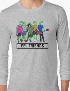 Eel Friends 3 Long Sleeve T-Shirt