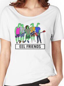 Eel Friends 3 Women's Relaxed Fit T-Shirt