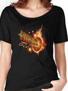 Back to the future day - out of time Women's Relaxed Fit T-Shirt