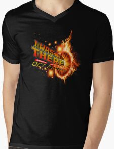Back to the future day - out of time Mens V-Neck T-Shirt