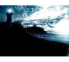 coastal point Photographic Print