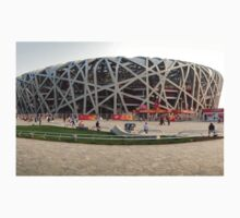 Beijing National Olympic Stadium One Piece - Short Sleeve