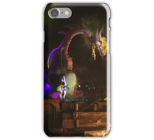 Malificent  iPhone Case/Skin