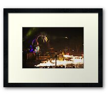 Malificent  Framed Print
